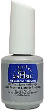 Парфюмерия и Козметика Покритие без лепкав слой - IBD Just Gel No Cleanse Top Coat