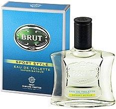 Парфюми, Парфюмерия, козметика Brut Parfums Prestige Brut Sport Style - Тоалетна вода