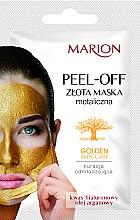 Парфюми, Парфюмерия, козметика Маска за лице - Marion Golden Skin Care Peel-Off Mask