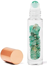 Парфюмерия и Козметика Бутилка с кристали от авантюрин, 10 мл - Crystallove