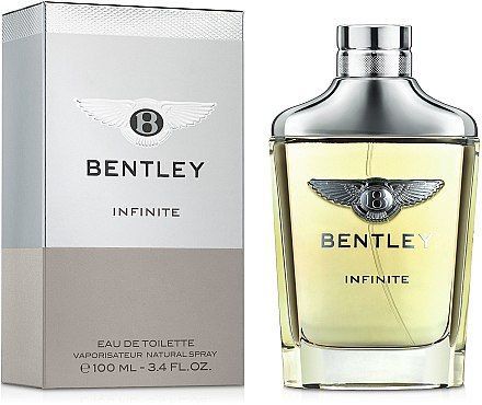 Bentley Infinite Eau de Toilette - Тоалетна вода