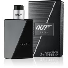 Парфюмерия и Козметика James Bond 007 Seven - Тоалетна вода