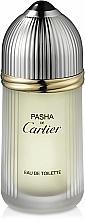 Парфюмерия и Козметика Cartier Pasha de Cartier - Тоалетна вода