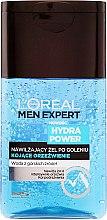 Парфюмерия и Козметика Хидратиращ гел за след бръснене - L'Oreal Paris Men Expert Hydra Power