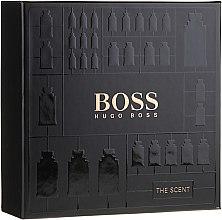Hugo Boss The Scent - Комплект (тоал. вода/200ml + афтър. гел/75ml) — снимка N1
