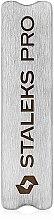 Парфюмерия и Козметика Метална пила-основа за сменяеми листчета за нокти MBE-50 - Staleks Pro Expert