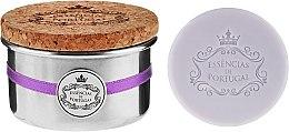 Парфюмерия и Козметика Натурален сапун - Essencias De Portugal Tradition Aluminum Jewel-Keeper Lavender