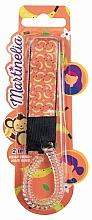 """Парфюмерия и Козметика Лента-ластик за коса 2 в 1, """"Маймунка"""" - Martinelia Head Band + Hair Ring"""