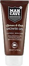 Парфюмерия и Козметика Душ гел - Man Cave Lemon & Oak Shower Gel