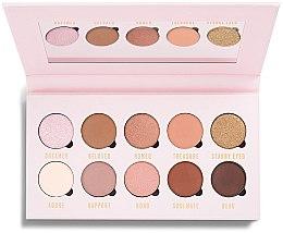 Парфюмерия и Козметика Палитра сенки за очи - Makeup Obsession Be In Love With Eyeshadow Palette
