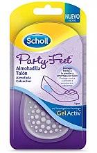 Парфюмерия и Козметика Ултра тънка силиконова стелка - Scholl Party Feet Cushions