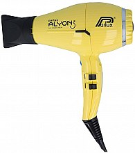 Парфюмерия и Козметика Сешоар за коса, жълт - Parlux Alyon Air Ioinizer Tech