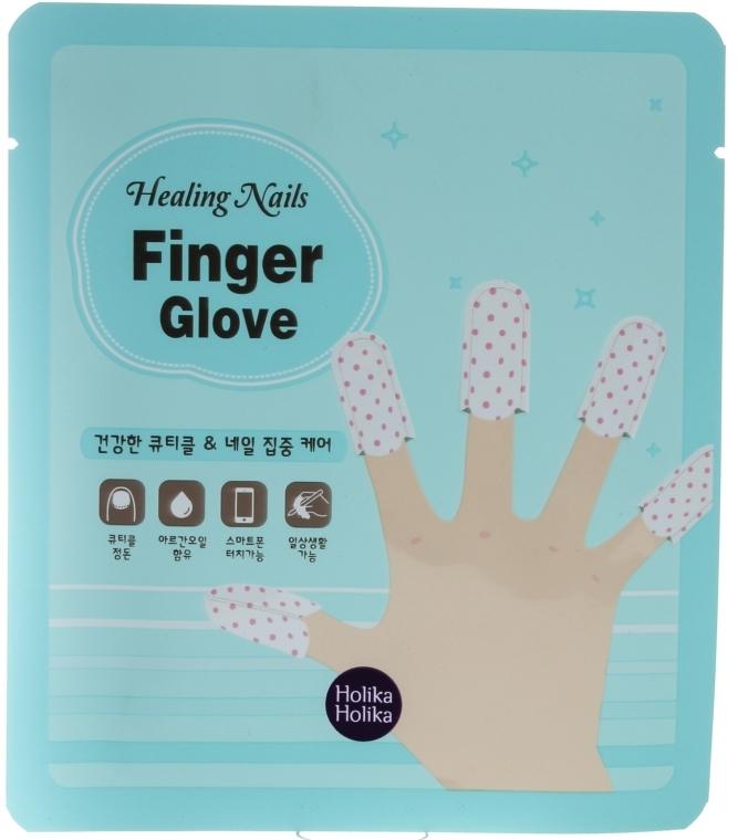 Маска за нокти - Holika Holika Healing Nails Finger Glove