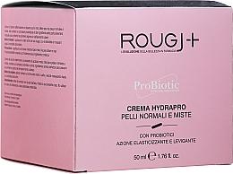 Парфюмерия и Козметика Крем за лице с пробиотици - Rougj+ ProBiotic Crema Hydrapro