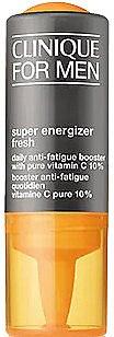 Гел против умора с чист 10% витамин С - Clinique For Men Super Energizer Fresh — снимка N1