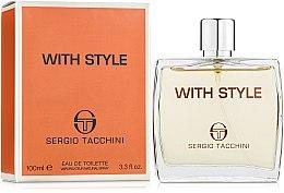 Парфюми, Парфюмерия, козметика Sergio Tacchini With Style - Тоалетна вода