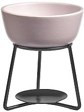 Парфюмерия и Козметика Арома лампа - Yankee Candle Grey Lilac Pebble Wax Melt Warmer