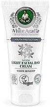 """Парфюми, Парфюмерия, козметика Дневен крем за лице """"Съхраняване на младостта"""" до 35 години - White Natural Light Facial Day Cream"""