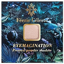Парфюмерия и Козметика Кадифени сенки за очи - Feerie Celeste Pressed Powder Shadow