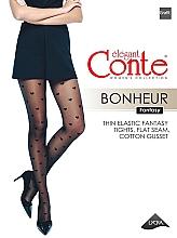 "Парфюмерия и Козметика Дамски чорапогащник ""Fantasy Bonheur"" 20 Den, grafit - Conte"