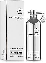 Парфюмерия и Козметика Montale Wood and Spices - Парфюмна вода (тестер)