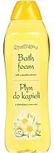 Парфюми, Парфюмерия, козметика Пяна за вана с екстракт от лайка - Bluxcosmetics Naturaphy Bath Foam