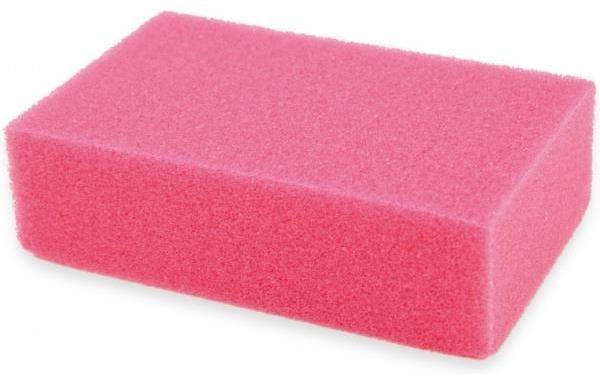 Гъба за баня, 6014, розова - Donegal — снимка N1