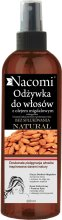 Парфюми, Парфюмерия, козметика Балсам за коса - Nacomi No-Rinse With Sweet Almond & Hyaluronic Acid Conditioner