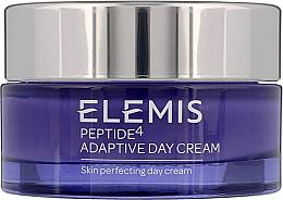 Парфюмерия и Козметика Дневен хидратиращ крем за лице - Elemis Peptide4 Adaptive Day Cream