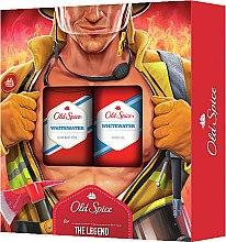Парфюми, Парфюмерия, козметика Комплект за тяло - Old Spice Whitewater Fireman (део/50ml + душ гел/250ml)