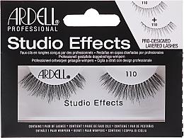 Парфюмерия и Козметика Изкуствени мигли - Ardell Studio Effect 110