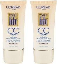 Парфюми, Парфюмерия, козметика СС крем - L'oreal Paris Visible Lift CC Cream