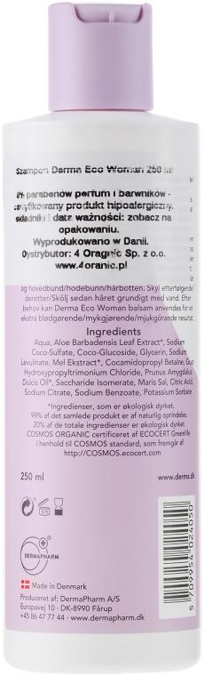 Шампоан за коса - Derma Eco Woman Shampoo — снимка N2