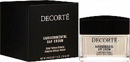 Парфюмерия и Козметика Дневен крем за лице - Cosme Decorte Vi-Fusion Environmental Day Cream