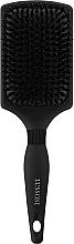 Парфюмерия и Козметика Четка за коса - Lussoni Natural Boar Paddle Detangle Brush