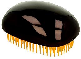 Парфюми, Парфюмерия, козметика Четка за коса, блестящо черна - Twish Spiky 3 Hair Brush Shining Black