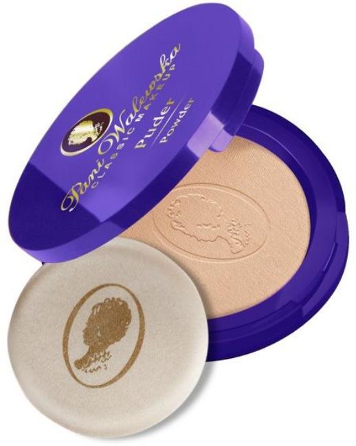 Компактна пудра - Pani Walewska Classic Makeup Pressed Powder — снимка N1