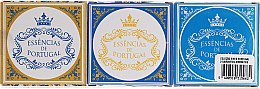 Парфюмерия и Козметика Комплект сапуни - Essencias De Portugal Living Portugal (soap/3x50g)