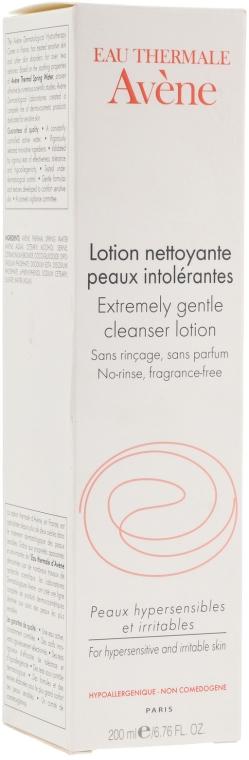 Лосион за нежно почистване на изключително чувствителна и раздразнена кожа - Avene Lotion To Gently Cleanse