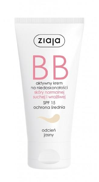 ББ крем за лице - Ziaja BB-Cream Jasny