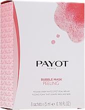 Парфюмерия и Козметика Кислородна пилинг маска за лице - Payot Les Demaquillantes Peeling Oxygenant Depolluant Bubble Mask
