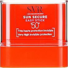 Парфюмерия и Козметика Слънцезащитен стик за тяло - SVR Sun Secure Easy Stick SPF50