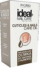 Парфюми, Парфюмерия, козметика Масло за нокти и кожички - Ingrid Cosmetics Ideal Nail Care Definition Cuticles & Nails Care