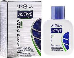 Парфюмерия и Козметика Балсам след бръснене - Uroda Active 90