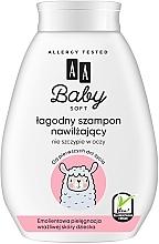 Парфюмерия и Козметика Детски хидратиращ шампоан за коса - AA Baby Soft
