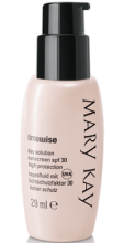 Парфюми, Парфюмерия, козметика Максимално овлажняващ крем за лице, повишава еластичността на кожата - Mary Kay TimeWise Day Solution Sunscreen SPF 30