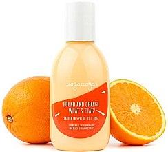 Парфюмерия и Козметика Душ гел с портокалово масло и екстракт от черно грозде - Uoga Uoga Shower Gel
