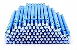 Парфюмерия и Козметика Микрочетки за изграждане и премахване на мигли, сини - Deni Carte