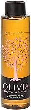 Парфюмерия и Козметика Шампоан за мазна коса - Olivia Beauty & The Olive Tree Oily Hair Shampoo