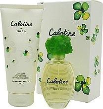 Парфюмерия и Козметика Parfums Gres Cabotine - Комплект (edt/100ml + b/lot/200ml)